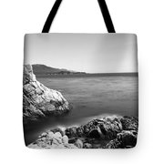 Cypress Tree At The Coast, The Lone Tote Bag