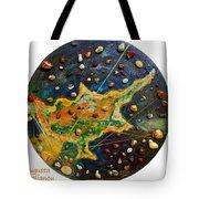 Cyprus Planets Tote Bag