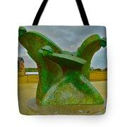 D-day Memorial For Juno Beach Heros Tote Bag