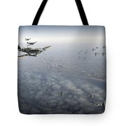 D-day Operation Mallard Tote Bag