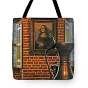 Da Vinci's Beauty Tote Bag