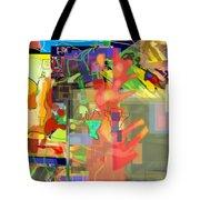 Daas 1l Tote Bag by David Baruch Wolk