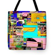 Daas 4 Tote Bag by David Baruch Wolk