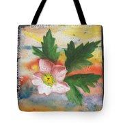 Texas Wildflowers Tp X Tote Bag