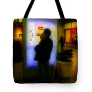 Daddy And Me Tote Bag