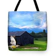 Dad's Favorite Bird Meadowlark Tote Bag