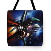 Daedalus Destroyer Tote Bag