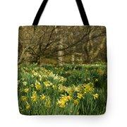 Daffodil Field Tote Bag