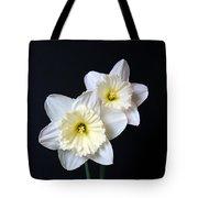 Daffodil Flowers Still Life Tote Bag