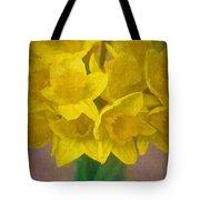 Daffodils 10 Tote Bag