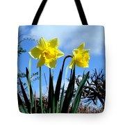 Daffodils 2 Tote Bag