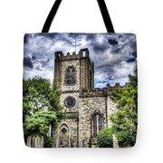 Dagenham Village Church Tote Bag