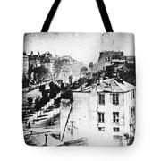 Daguerreotype, 1838 Tote Bag