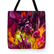 Dahlia Fairies Delight Tote Bag