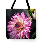 Dahlia Generations Tote Bag