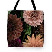 Dahlia Heaven Tote Bag