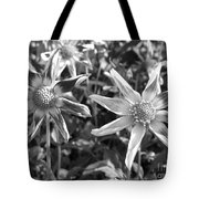 Dahlia Named Amy's Star Tote Bag
