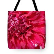 Dahlia Named Mingus Erik Tote Bag