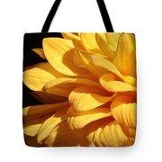 Dahlia's Light Side Tote Bag