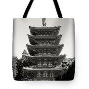 Daigo-ji Pagoda - Japan National Treasure Tote Bag