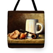 Daily Bread #3 Tote Bag