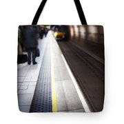 Daily Commute Tote Bag