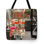 Daily Drinking Hole Tote Bag
