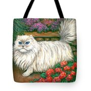 Dainty The Cat Tote Bag