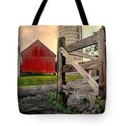 Dairy Tote Bag
