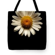 Daisies Are Not Flowers No Text Tote Bag