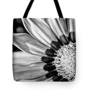 Daisy - Bw Tote Bag
