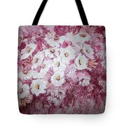 Daisy Blush Tote Bag
