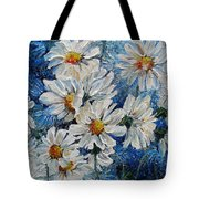 Daisy Cluster Tote Bag