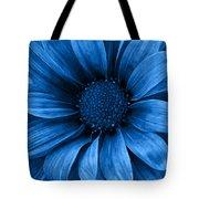 Daisy Daisy Pure Blue Tote Bag