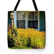Daisy Entrance Tote Bag
