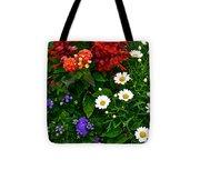 Daisy Field Tote Bag
