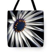 Daisy Heart Tote Bag