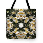 Daisy Kaleido 1 Tote Bag