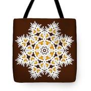 Daisy Mandala  12t Tote Bag