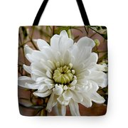 Daisy Mum On Red 1 Tote Bag