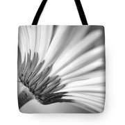 Daisy Noir Tote Bag by Christi Kraft