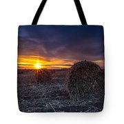 Dakota Sunset Tote Bag