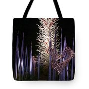 Dale Chihuly Glass Art Tote Bag