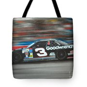 Dale Earnhardt Goodwrench Chevrolet Tote Bag