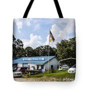 Dales Collectibles Tote Bag