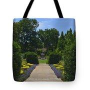 Dallas Arboretum Tote Bag