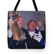 Dallas Cowboys 1992 National Football League Champions Tote Bag
