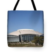 Dallas Cowboys Stadium Tote Bag