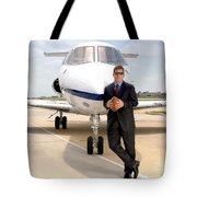 Dallas Cowboys Superbowl Quarterback Troy Aikman Tote Bag
