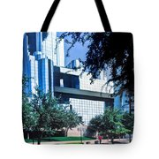 Dallas Glass  Tote Bag